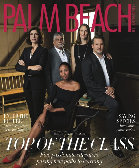 Palm Beach Illustrated - September 2019 - COVER