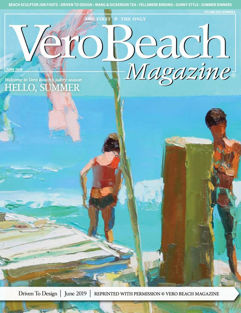 Vero Beach Magazine - June 2019 - cover