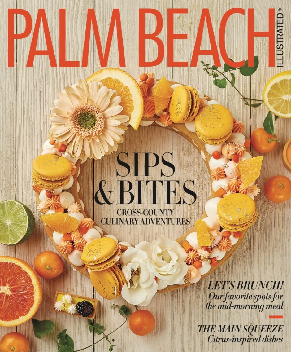 Palm Beach Illustrated - April 2020 - cover