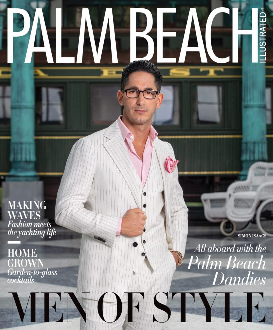 Palm Beach Illustrated - March 2020 - cover
