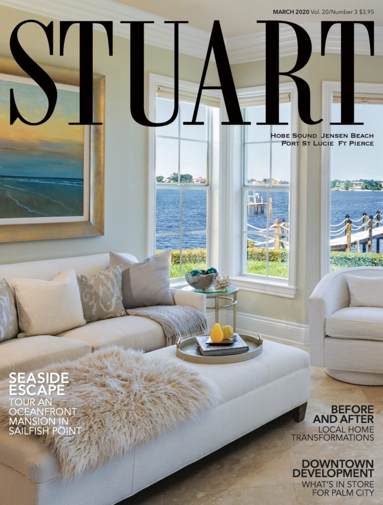 Stuart Magazine - March 2020 - cover