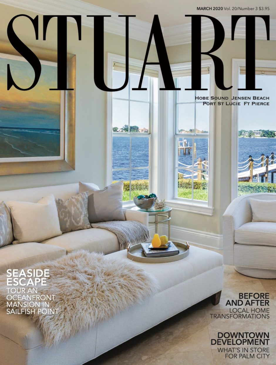 Stuart Magazine - March 2020 - cover